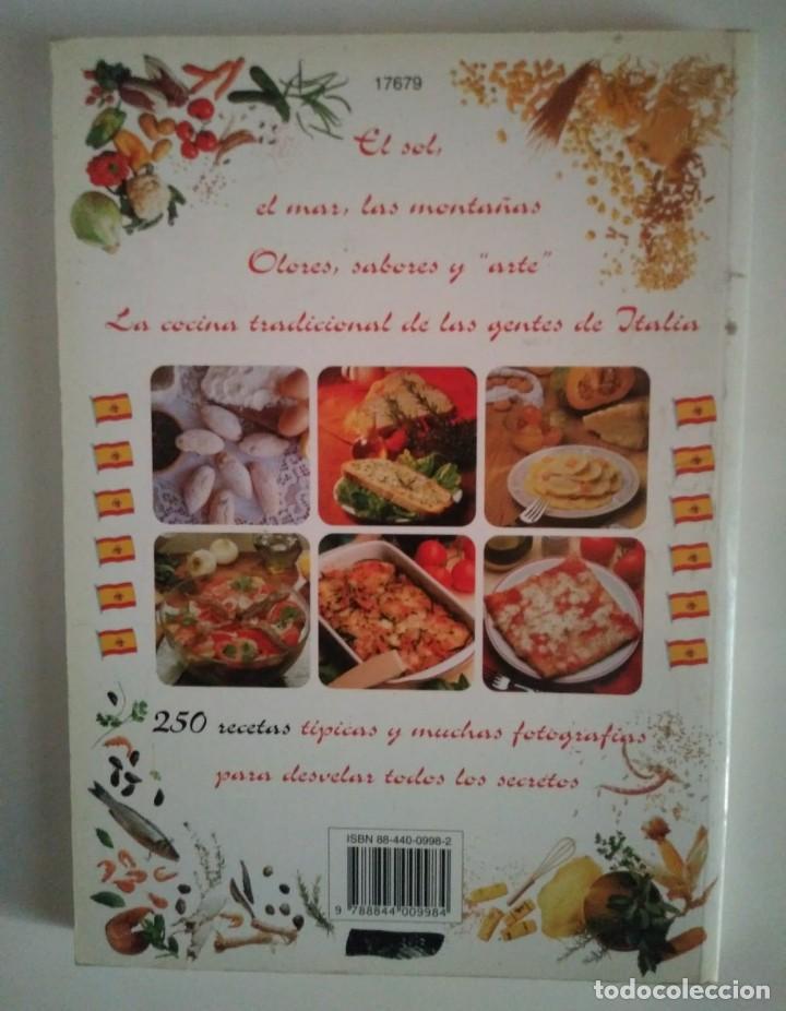 LA COCINA DE LOS ITALIANOS, TODAS LAS RECETAS DEMETRA EDICIÓN ESPAÑOLA - LIBROS DE COCINA - 122176075
