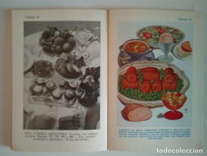 Libros de segunda mano: REGÍMENES AGRADABLES PARA SANOS Y ENFERMOS A. VANDER DEPOSITARIO AÑO 1976 - LIBROS DE COCINA R50 - Foto 4 - 122182683