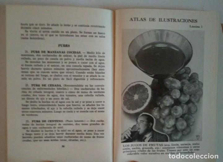 Libros de segunda mano: REGÍMENES AGRADABLES PARA SANOS Y ENFERMOS A. VANDER DEPOSITARIO AÑO 1976 - LIBROS DE COCINA R50 - Foto 5 - 122182683