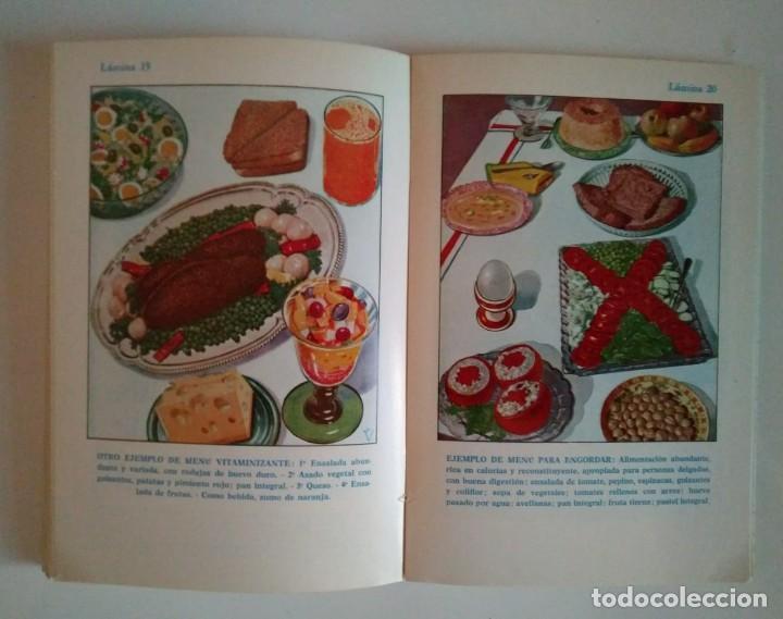 Libros de segunda mano: REGÍMENES AGRADABLES PARA SANOS Y ENFERMOS A. VANDER DEPOSITARIO AÑO 1976 - LIBROS DE COCINA R50 - Foto 7 - 122182683
