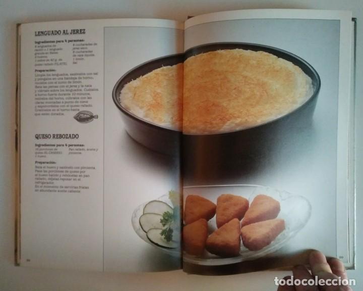 EL CASERÍO EN PLATO - INDUSTRIA QUESERA MENORQUINA 1990 Cocina con queso LIBROS DE COCINA - 122184651