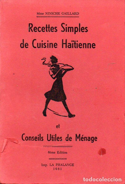 Niniche Gaillard Recettes Simples De Cuisine Comprar Libros De