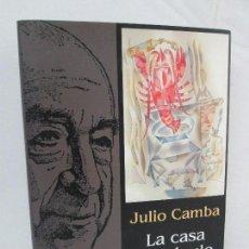 Libros de segunda mano: JULIO CAMBA. LA CASA DE LUCULO O EL ARTE DE COMER. FUNDACION WELLINGTON. 2004. VER FOTOGRAFIAS. Lote 123247807