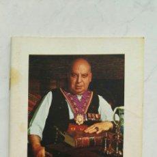 Libros de segunda mano: CANDIDO MESONERO MAYOR DE CASTILLA. Lote 123291860