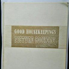 Libros de segunda mano: GOOD HOUSEKEEPING'S PICTURE COOKERY COCINA AÑOS 70. Lote 123337308