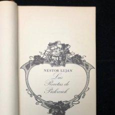 Libros de segunda mano: NÉSTOR LUJÁN. LAS RECETAS DE PICKWICK. 1969. Lote 123345087