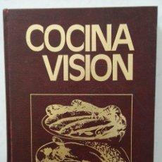 Libros de segunda mano: COCINA VISION 1979. Lote 124588264