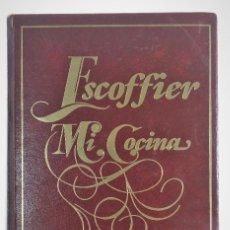Libros de segunda mano: ESCOFFIER MI COCINA 2500 RECETAS. Lote 125407215
