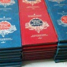 Libros de segunda mano: 48 LIBROS DE COCINA, BIBLIOTECA DE ORO DE LA COCINA, DEL AÑO 84. Lote 126211739
