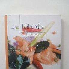 Libros de segunda mano: COCINAS DEL MUNDO, 26. TAILANDIA. Lote 126558771