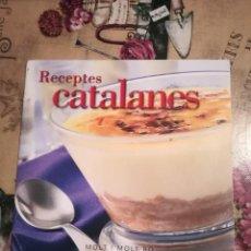 Libros de segunda mano: RECEPTES CATALANES - CAPRABO. Lote 126683987