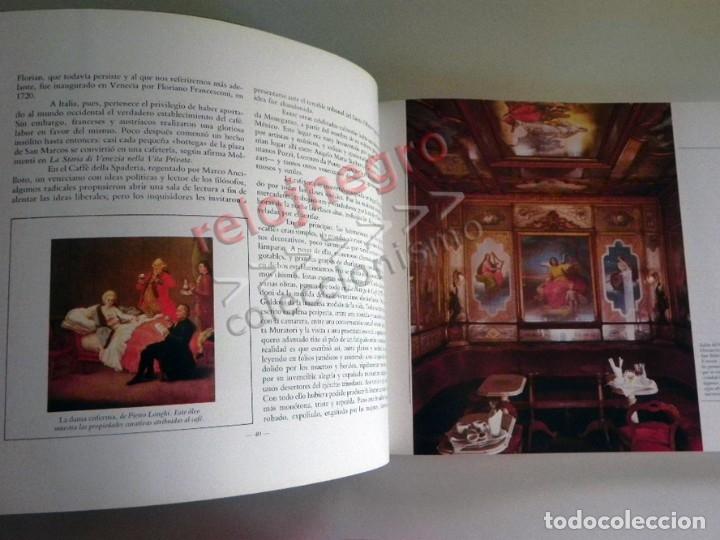Libros de segunda mano: EL LIBRO DEL CAFÉ - PRECIOSO - NÉSTOR LUJÁN - HISTORIA ALIMENTO GASTRONOMÍA ESPAÑA EUROPA UTENSILIOS - Foto 5 - 127566635