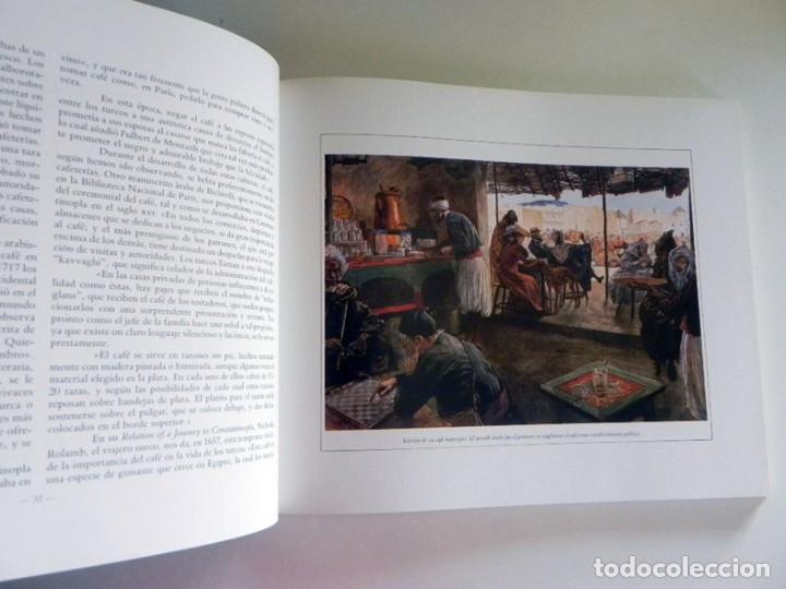 Libros de segunda mano: EL LIBRO DEL CAFÉ - PRECIOSO - NÉSTOR LUJÁN - HISTORIA ALIMENTO GASTRONOMÍA ESPAÑA EUROPA UTENSILIOS - Foto 11 - 127566635