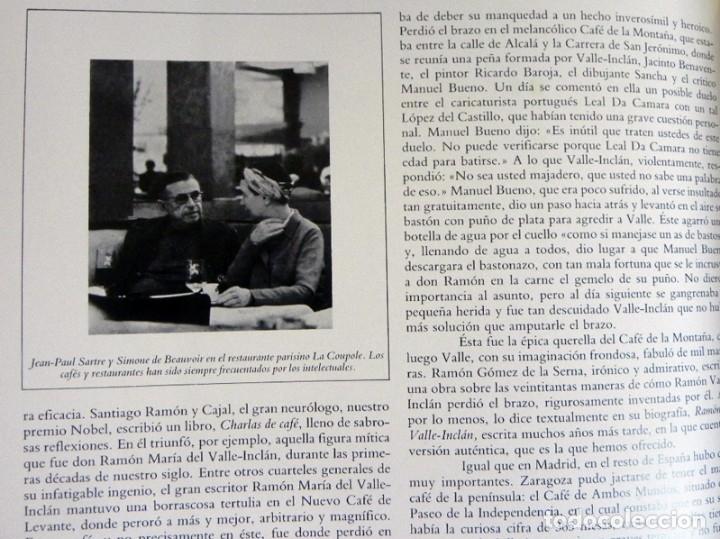 Libros de segunda mano: EL LIBRO DEL CAFÉ - PRECIOSO - NÉSTOR LUJÁN - HISTORIA ALIMENTO GASTRONOMÍA ESPAÑA EUROPA UTENSILIOS - Foto 12 - 127566635