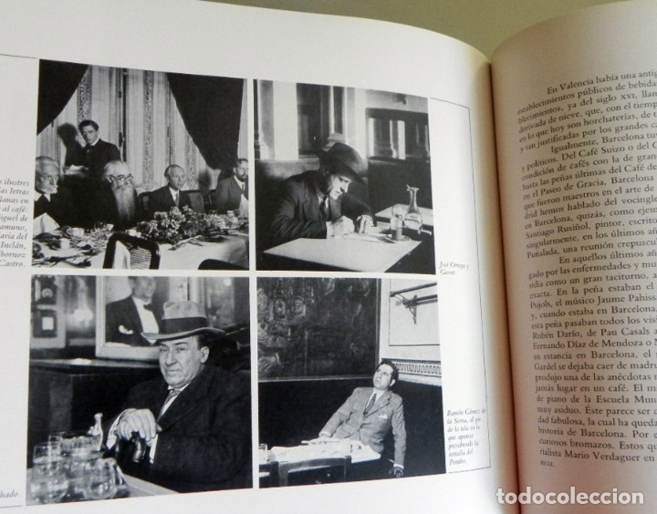 Libros de segunda mano: EL LIBRO DEL CAFÉ - PRECIOSO - NÉSTOR LUJÁN - HISTORIA ALIMENTO GASTRONOMÍA ESPAÑA EUROPA UTENSILIOS - Foto 13 - 127566635
