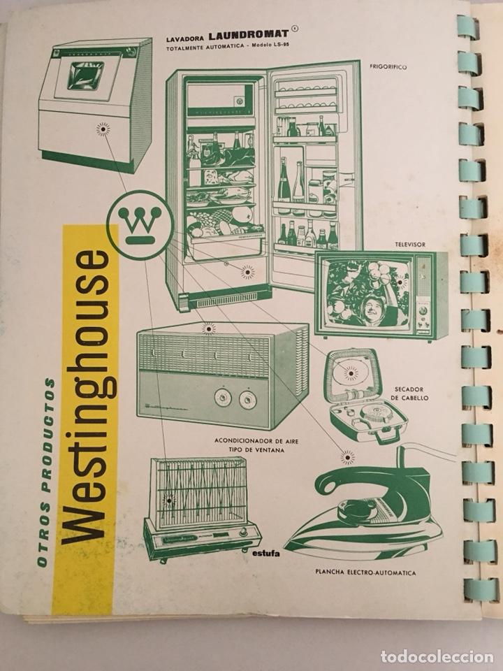 Libros de segunda mano: UN NUEVO ARTE DE COMER - LIBRO DE RECETAS DE COCINA - 1961 - Foto 5 - 127779090