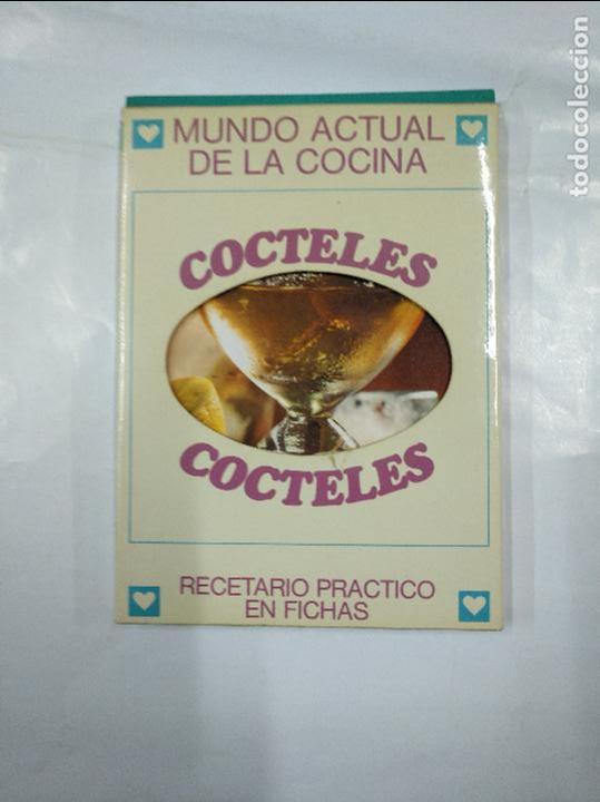 MUNDO ACTUAL DE LA COCINA N.º 7 - COCTELES. - ARNE KRÜGER - 1977. TDK347 (Libros de Segunda Mano - Cocina y Gastronomía)