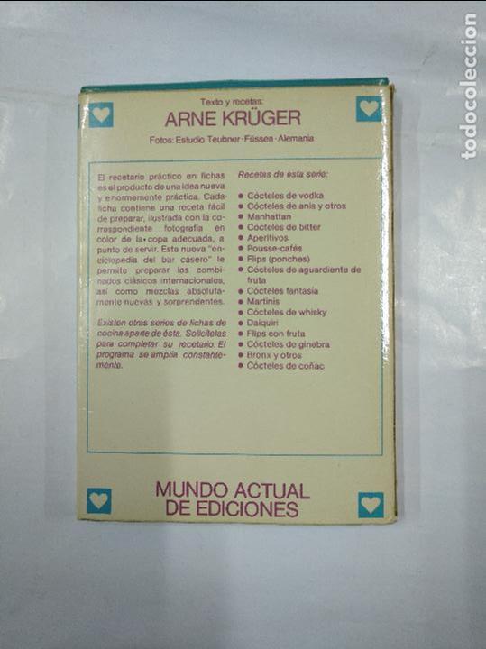 Libros de segunda mano: MUNDO ACTUAL DE LA COCINA N.º 7 - COCTELES. - ARNE KRÜGER - 1977. TDK347 - Foto 2 - 127953147