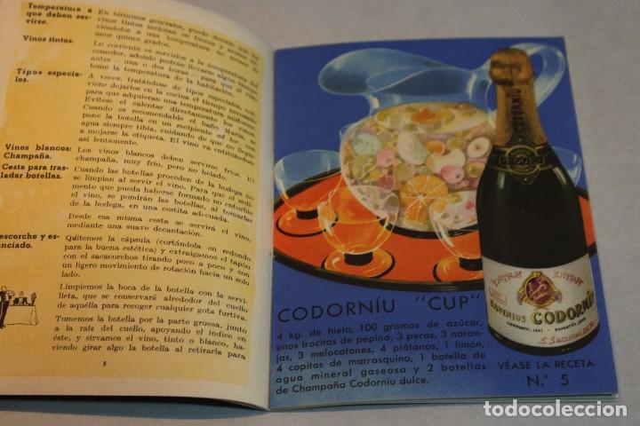 Libros de segunda mano: LA SELECCION DE LOS VINOS. COMO SE COMPRAN, SE SIRVEN Y SE APRECIAN / Veritas - Foto 4 - 128270375
