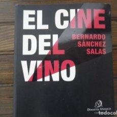 Libros de segunda mano: EL CINE DEL VINO. Lote 128692007