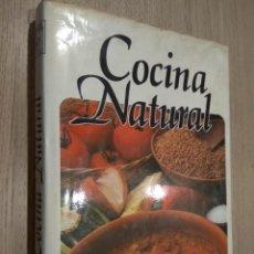 Libros de segunda mano: COCINA NATURAL. MAS DE MIL RECETAS PARA UNA ALIMENTACION SANA. 1987. Lote 129526583