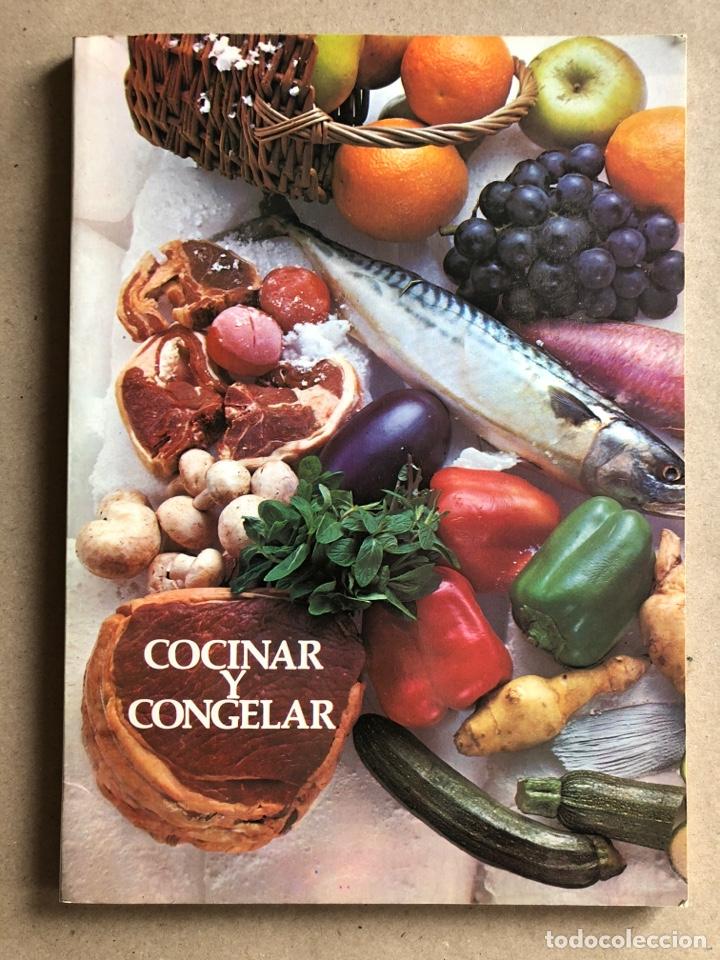 Cocinar Y Congelar 150 Recetas De Cocina Y Su Congelación Ed Caja Ahorros Municipal Bilbao 1980