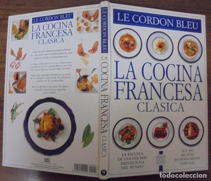 Cocina Francesa C Cocina | La Cocina Francesa Clasica Le Cordon Bleu Vol Buy Books Of