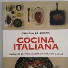 Gebrauchte Bücher - COCINA ITALIANA - 131841814