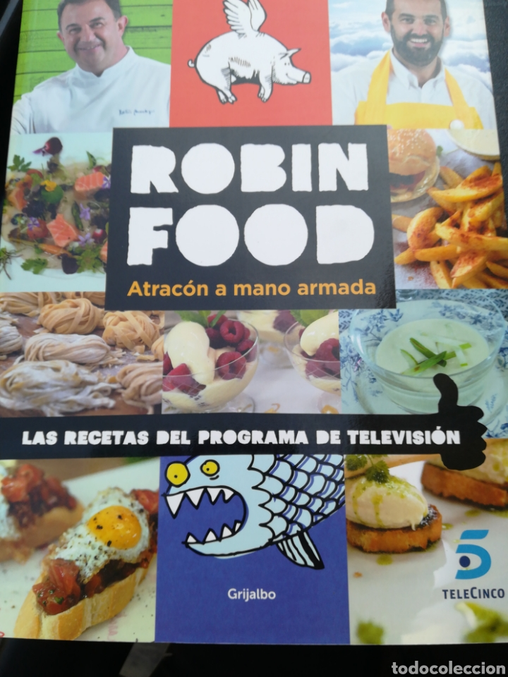 Cocina Robin Food | Robin Food Atraccion A Mano Armada Grijalbo Rec Kaufen Bucher Uber