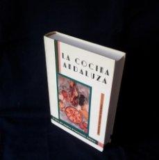 Libros de segunda mano: MIGUEL SALCEDO HIERRO - LA COCINA ANDALUZA, EL LIBRO MAS COMPLETO DE GASTRONOMIA ANDALUZA - 1995. Lote 131981902