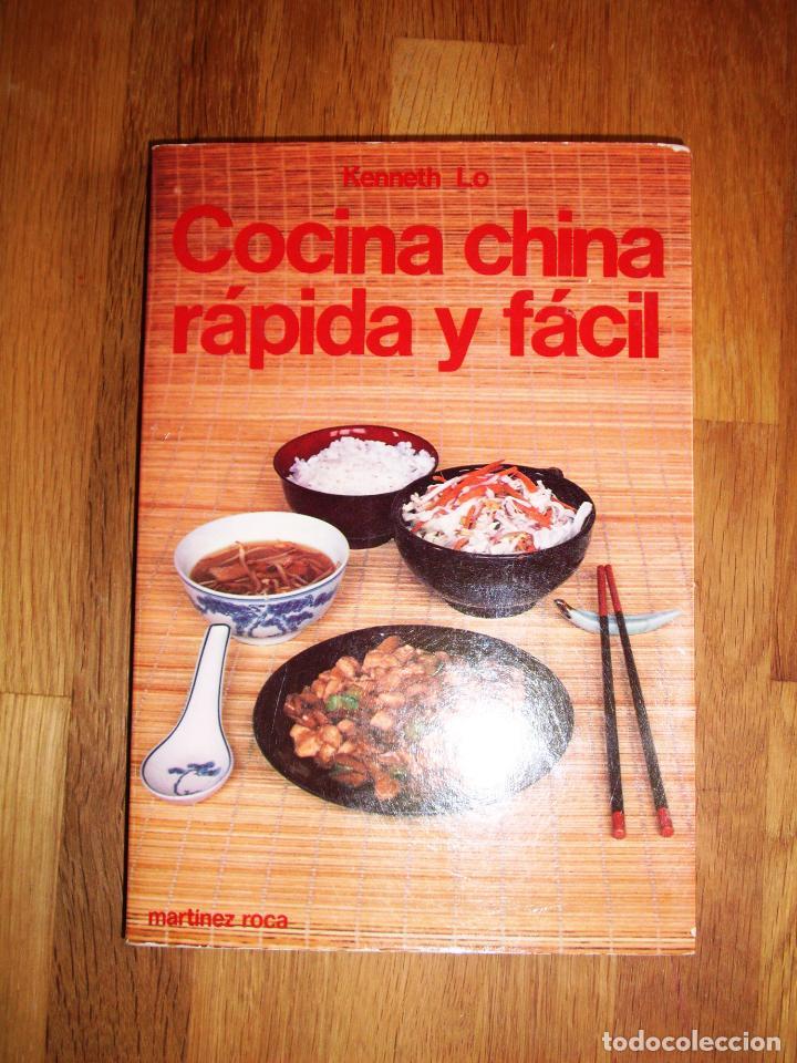 Lo Kenneth Cocina China Rapida Y Facil Font Comprar Libros