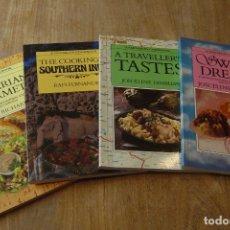 Libros de segunda mano: LOTE 4 A SAINSBURY COOKBOOK. EN INGLÉS.. Lote 133093085