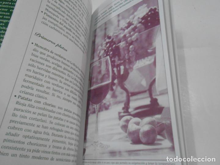 Libros de segunda mano: Vinos de España. Rioja. 2 Tomos - Barba, Lluís Manel. TDK351 - Foto 5 - 133243058