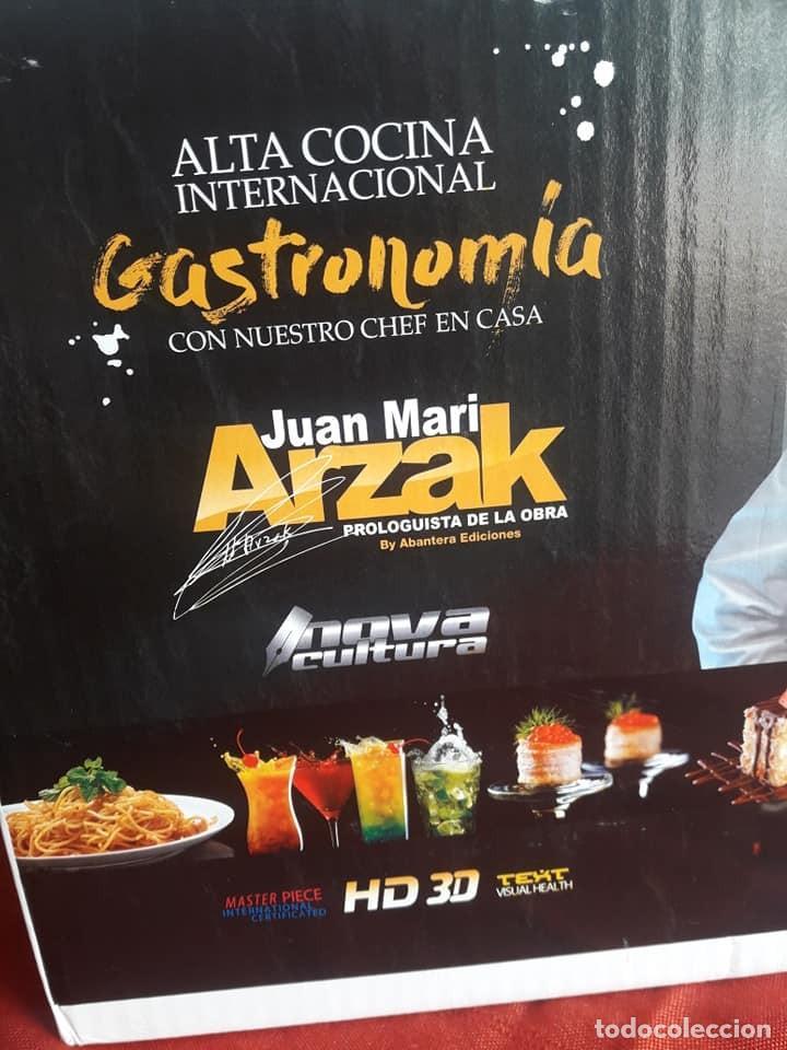 Chef Cocinas   Juan Mari Arzak Alta Cocina Internacional Gastr Kaufen Bucher Uber