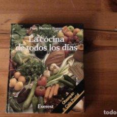 Libros de segunda mano: LA COCINA DE TODOS LOS DÍAS, PEPIS MARTÍNEZ ROMERO. Lote 134070182