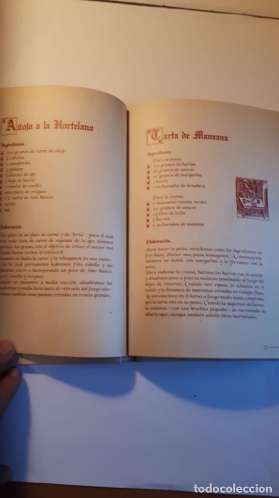 Libros de segunda mano: LA COCINA DE LOS MONASTERIOS. EDICIONES JAGUAR - Foto 2 - 135443658