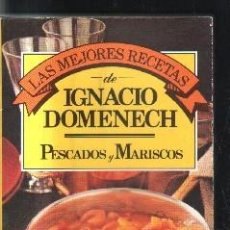 Libros de segunda mano: LAS MEJORES RECETAS.PESCADOS Y MARISCOS. A-COCINA-871. Lote 136891378