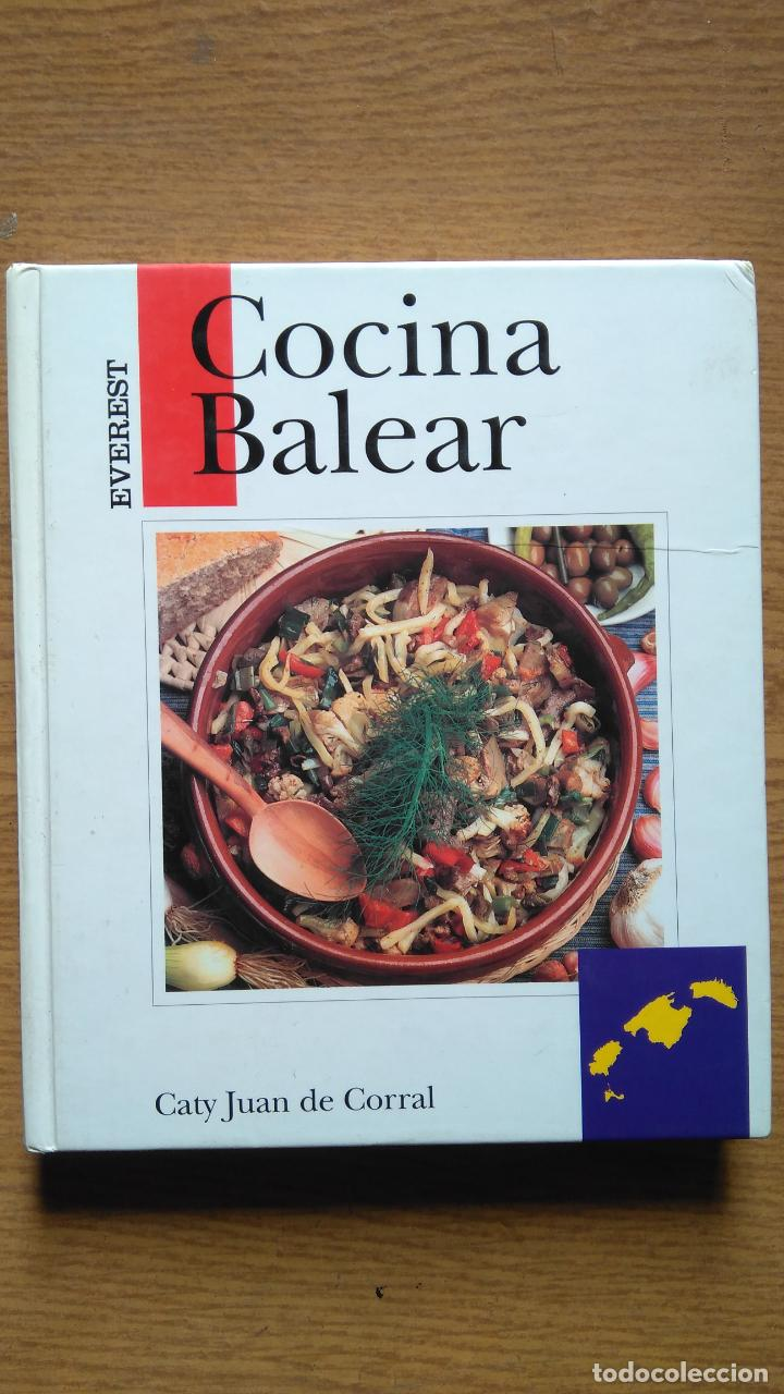 COCINA BALEAR (Libros de Segunda Mano - Cocina y Gastronomía)