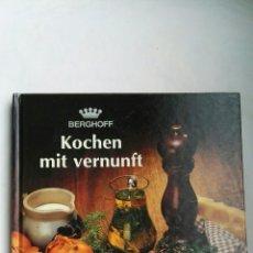 Libros de segunda mano: KOCHEN MIT VERMUNFT COCINA. Lote 139246462