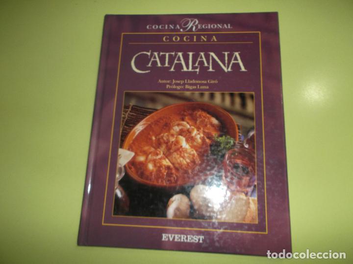 COCINA CATALANA JOSEP LLADONOSA GIRO 2000 (Libros de Segunda Mano - Cocina y Gastronomía)