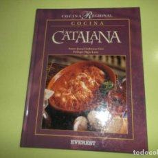 Libros de segunda mano: COCINA CATALANA JOSEP LLADONOSA GIRO 2000. Lote 139262122