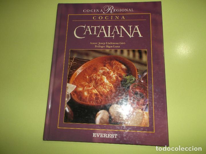 Libros de segunda mano: COCINA CATALANA JOSEP LLADONOSA GIRO 2000 - Foto 2 - 139262122
