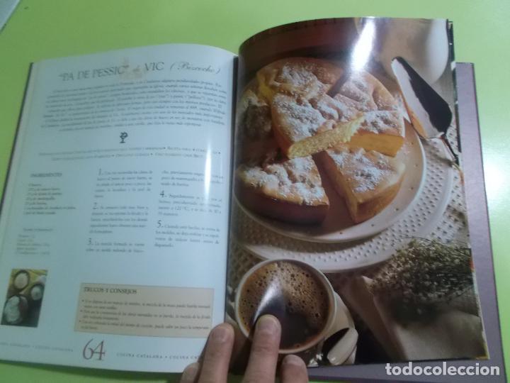 Libros de segunda mano: COCINA CATALANA JOSEP LLADONOSA GIRO 2000 - Foto 6 - 139262122