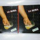 Libros de segunda mano: LA SIDRA. JOSE URIA IRASTORZA. SENDOA ARGITALDARIA. 1987 ESTUDIO INFORME TXAOKOLI. 2 TOMOS. TDK338. Lote 139441962