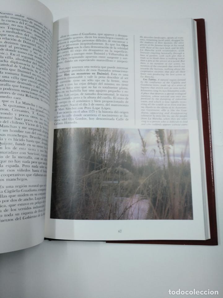 Libros de segunda mano: NUESTRA BODEGA. OUR CELLAR. VINOS DE LA MANCHA CON DENOMINACIÓN ORIGEN. RENE H. MONTARCE-RIEU TDK207 - Foto 3 - 139452198