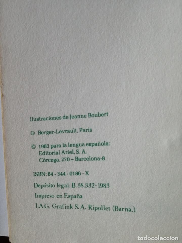 Libros de segunda mano: Cultivar el huerto en un rincón del jardín libro verde de la cocina Arín nuevo 1983 - Foto 2 - 139499186