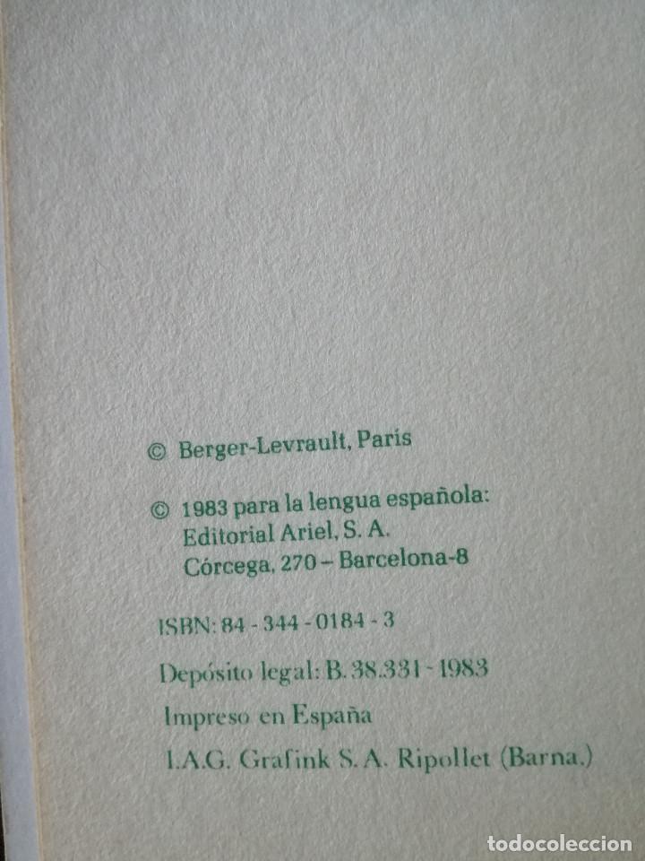 Libros de segunda mano: Curar y cuidar uno mismo sus rosales libro verde de la cocina Arín nuevo 1983 - Foto 2 - 139499318