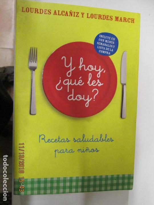 Libro de recetas saludables para ninos