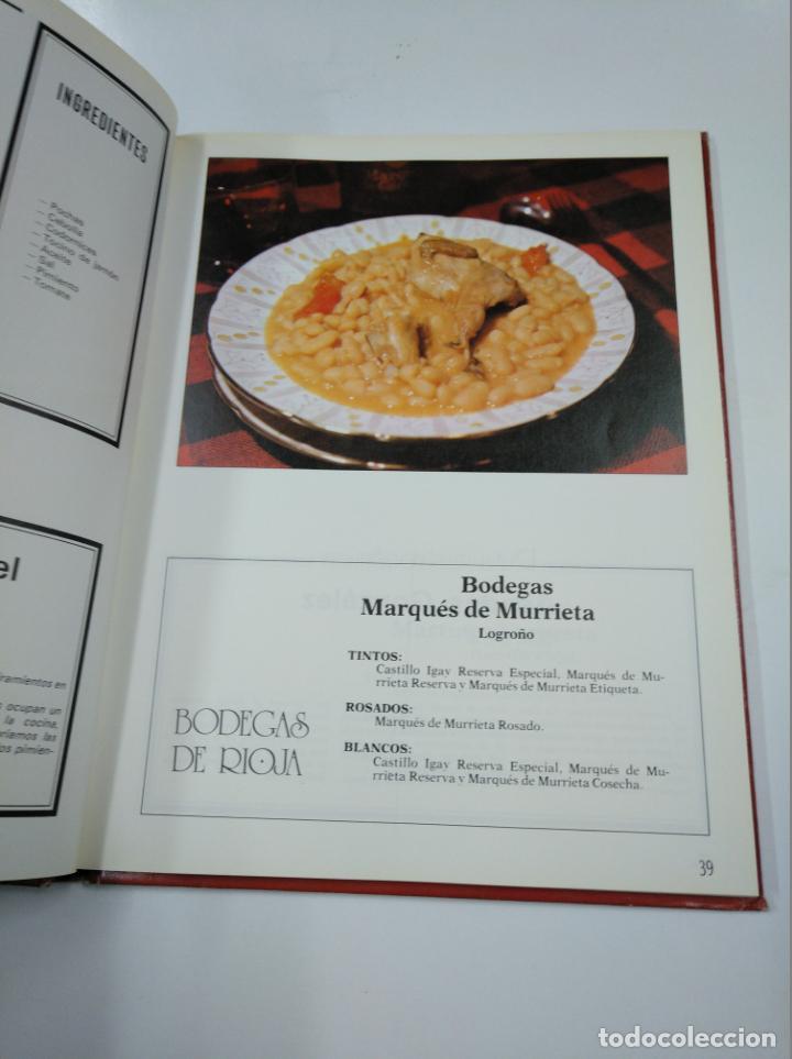 Libros de segunda mano: LA COCINA RIOJANA. EDUARDO GOMEZ. F. MARTIN LOSA. LA RIOJA. TDK78 - Foto 2 - 140163738