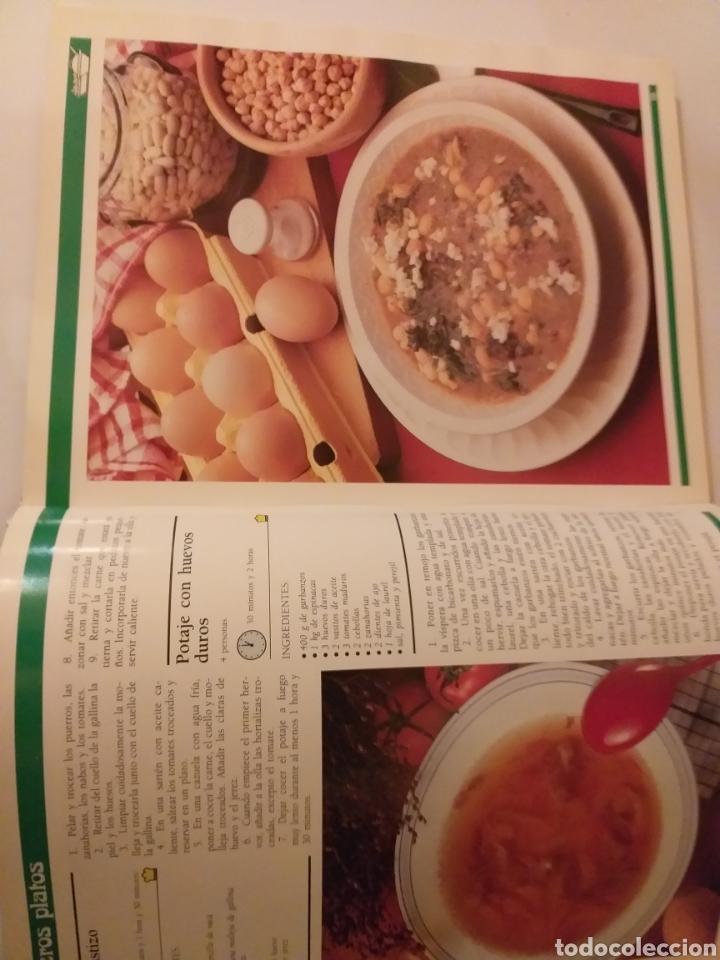 Libros de segunda mano: Cocina . Cocina madrileña y COCINA castellana 1989 - Foto 7 - 140311580